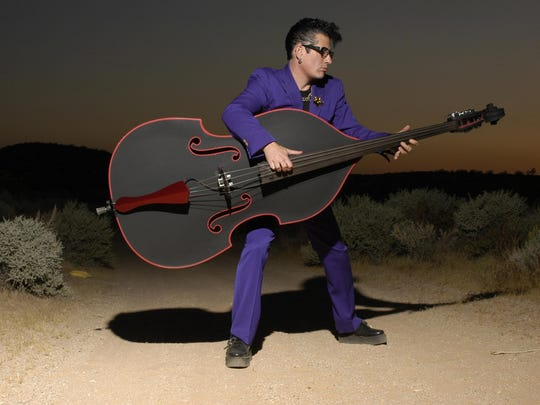 Lee Rocker will perform songs from his days in the Stray Cats and his solo records. He will also present a multimedia memoir of his career and talk about the artists with whom he has worked, including Carl Perkins, George Harrison and Keith Richards.
