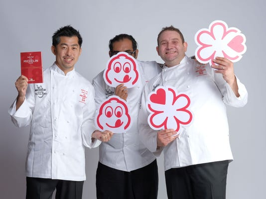 Two Star Michelin Chefs