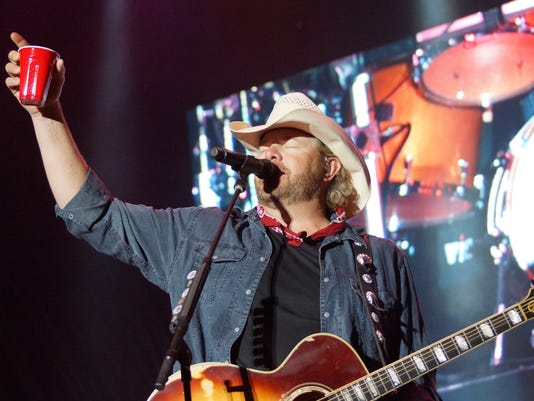 Toby Keith, 3/22/2014