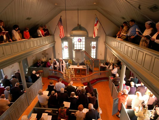 St. George's Episcopal Chapel