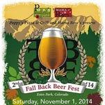 Estes Park celebrates the Fall-Back Beer Festival on Saturday.