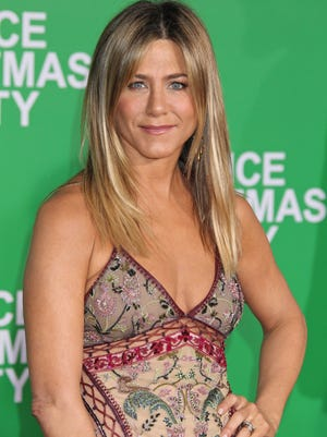 Jennifer Aniston co-stars in Sundance drama 'The Yellow Birds.'