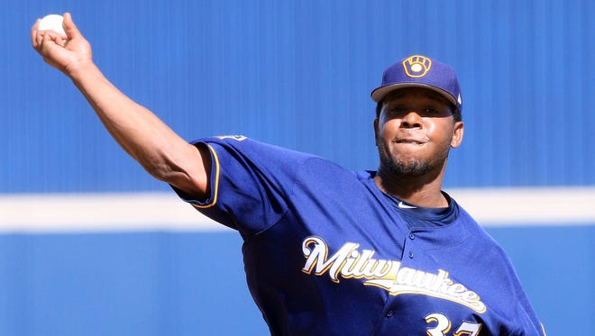 The Brewers are expecting Neftali Feliz to close games on a regular basis for the first time in three years.