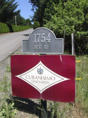 Cubanisimo Vineyards will host a Labor Day weekend festival Sept. 3-5.