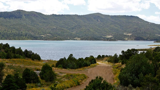 Lake Nighthorse near Durango, Colo., is likely to be opened for recreational use in April.