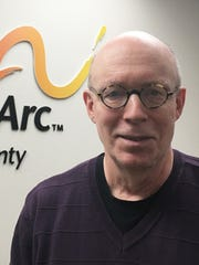 George Harlow Flory, the former executive director of The Arc of York County, was arrested Tuesday, Oct. 3, 2017.