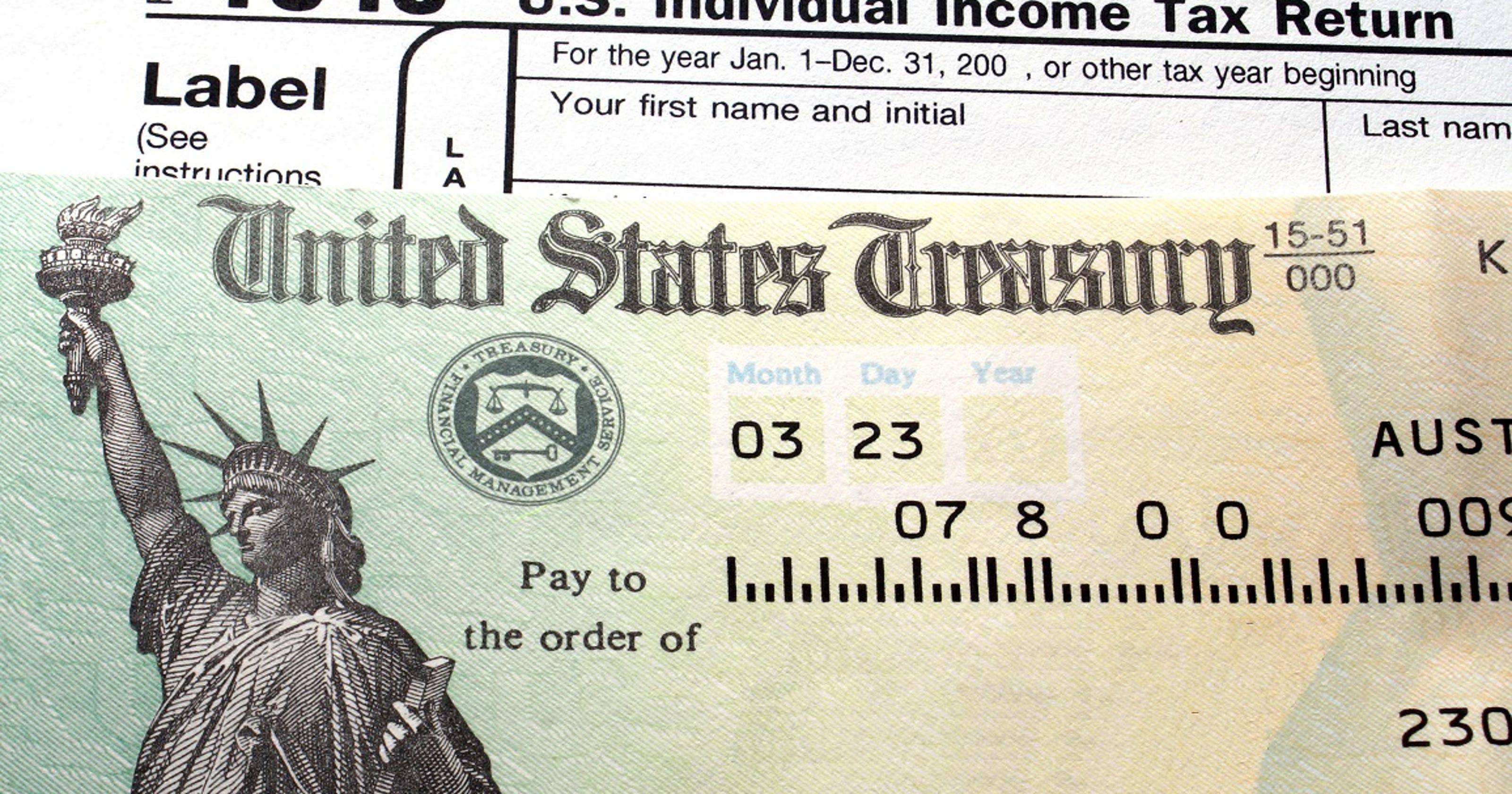 Tax refund 2019: Unexpected IRS bills burden some ...