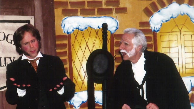 """Kathie Bundy's production of """"The Christmas Carol"""" is at 7:30 p.m., Saturday, Dec. 17, at The Franciscan Center for Music Education and Performance at Silver Lake College."""