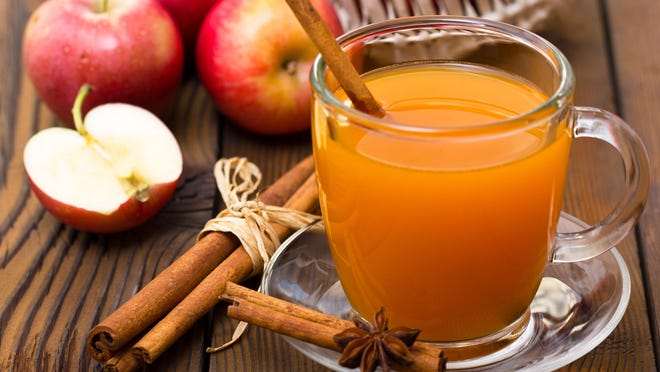 It's not difficult to make your own apple cider according to food columnist Rachel Forrest who gives us her recipe.