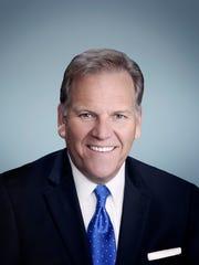 Former U.S. congressman Mike Rogers of Michigan  hosts
