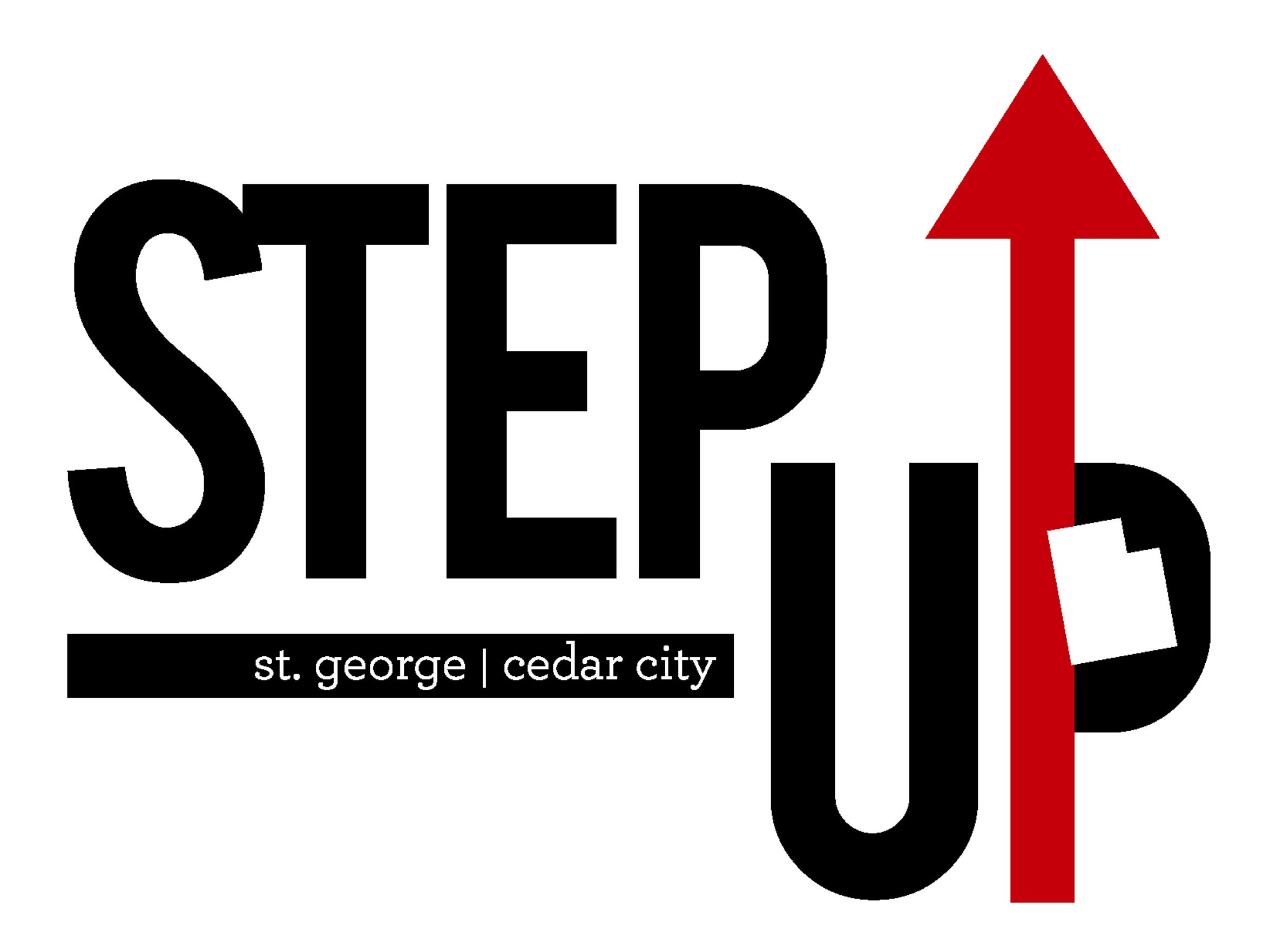 The Step Up St. George and Cedar City campaigns will