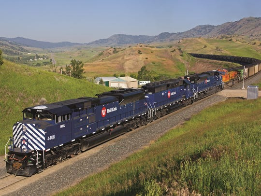 Montana Rail Link operates 900 miles of track in Montana