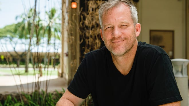 Filmmaker Gordy Hoffman will be honored at the High Falls Film Festival. His latest short film, Dog Bowl, will receive a hometown premiere.