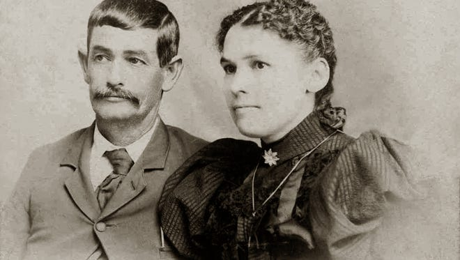 Berry and Elizabeth Dail were married in San Saba in 1883 and later settled in McCulloch and Concho counties.
