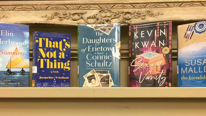 The Port Jervis Free Library has added some new fiction.