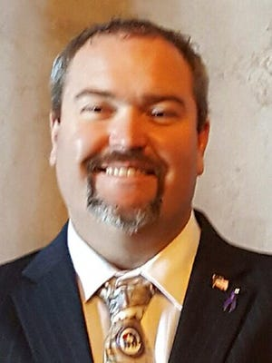 Dwight Jones, candidate for District 1, Williamson County Commission