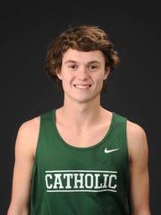 Georde Goodwyn, Catholic High School, 2016 PrepXtra cross country team.