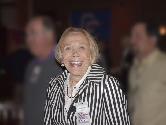 Former Farmington Hills Mayor Joanne Smith passed away