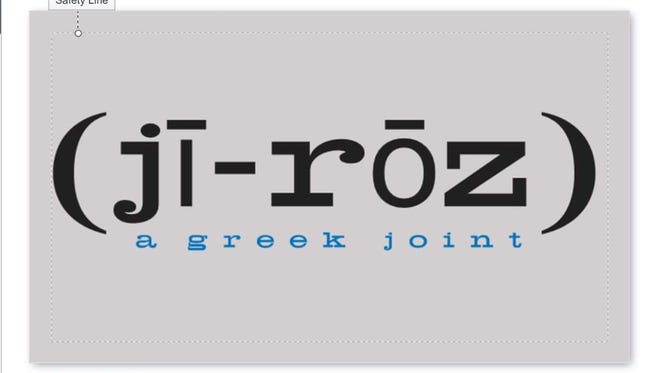 The new Greek restaurant located at Stone & Main promises authentic and fusion fare.