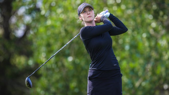 With her eighth-place finish this past weekend, Shrewsbury's Brittany Altomare took home $28,273, giving her $193,220 in LPGA Tour earnings for the season.
