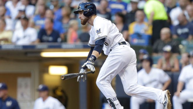 Jonathan Lucroy is arguably the best catcher the Brewers have developed from their farm system.