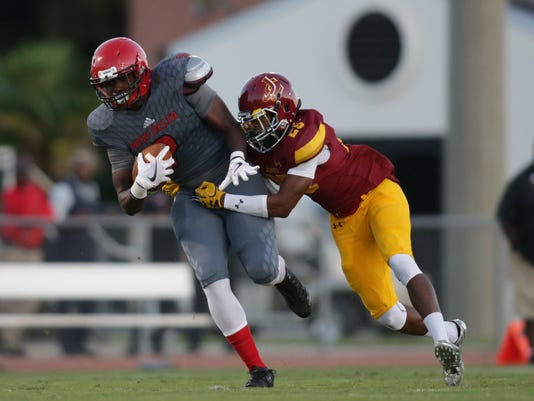 Jcjc Football Takes On Coahoma In Tough Road Matchup
