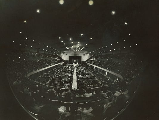 From The Archives Lansing Civic Center A Hub Of Entertainment