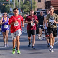 Semper Fi 5K races through downtown Pensacola