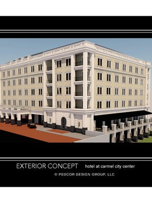 Carmel hopes to lure a luxury hotel to City Center.