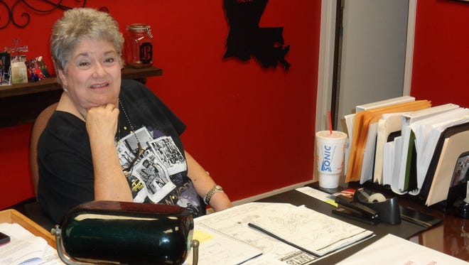 """Tuesday will be Joanell Wilson's final day as Rapides Parish registrar of voters. """"It's been a wonderful journey for me,"""" she said."""