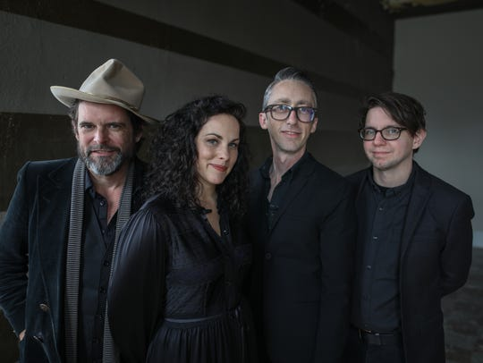 Motel Mirrors -- with Will Sexton, Amy LaVere, John Paul Keith and Shawn Zorn -- play a double record release show for their album and Keith's solo LP at Railgarten on Friday, March 30.