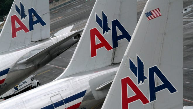 A new study says American Airlines is the top U.S. airline on Facebook.