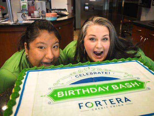 Fortera's First Birthday Celebration