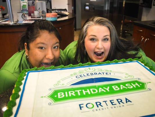 Fortera's First Birthday Celebration