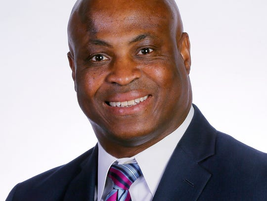 Hollis R. Towns, executive editor/vice president of