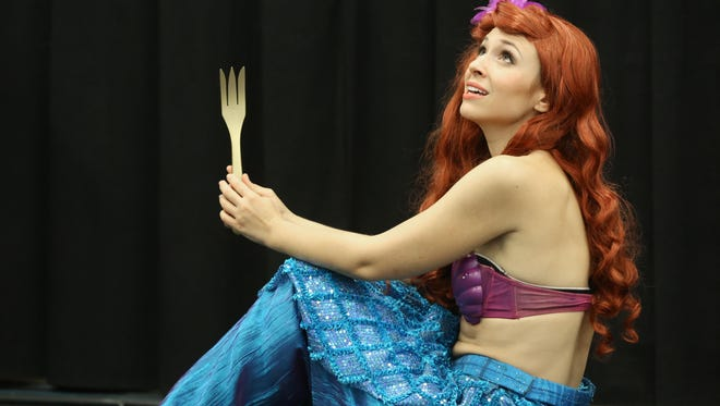 The Children's Theatre presents Disney's The Little Mermaid Jr. at the Taft Theatre. Brooke Steele is Ariel. The show opens at the Taft Theatre in October 16.