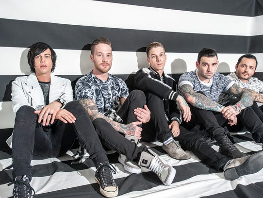 Sleeping with Sirens kicks off co-headline tour at