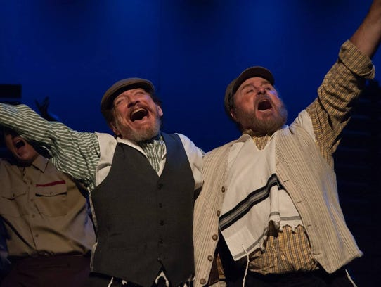 See 'Fiddler on the Roof' on stage at Springhouse Worship