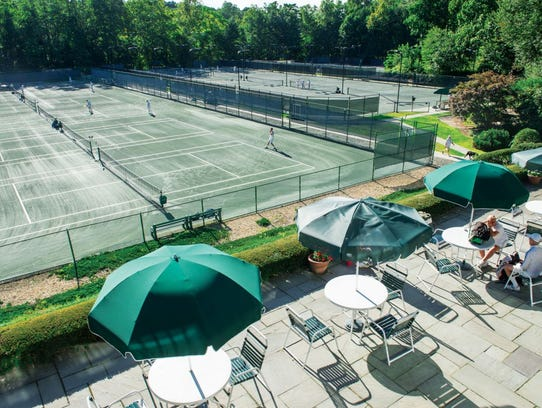 Upper Ridgewood Tennis Club.