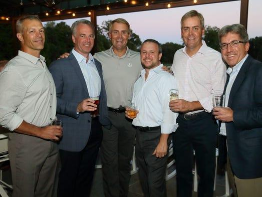 Tim Woods; Mike Dipple; Bill Bukley; Alan Dickstein;