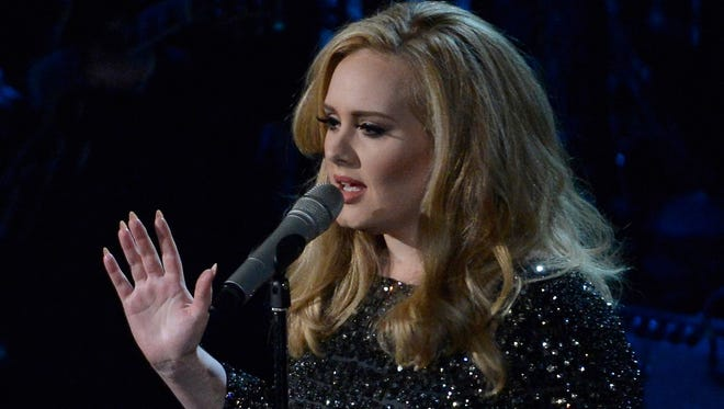 Adele continues to break records with third album '25.'