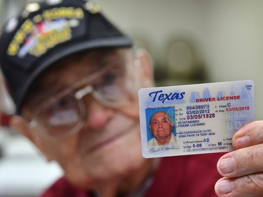 90 yr old Turns Over License 1