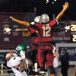 Florida Tech, shown last season, is flying high after Saturday night's win over Delta State.