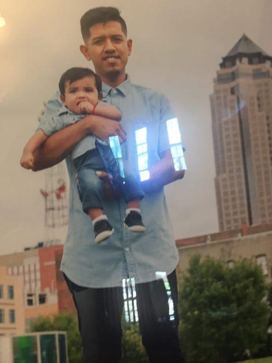Before deportation
