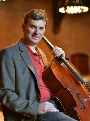 Andrés Díaz will perform Saturday with Richmond Symphony Orchestra.
