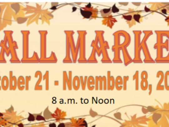 Farmer's market_fall