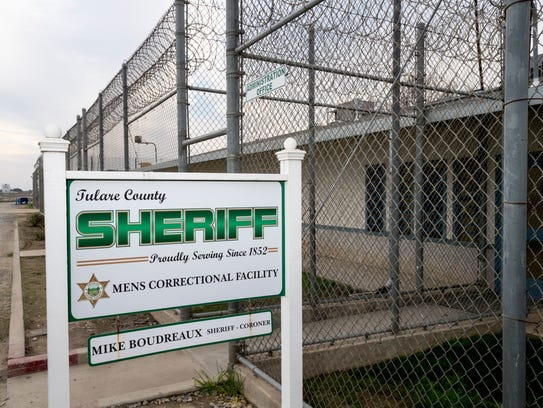 Tulare County Sheriff's officials announced the temporary