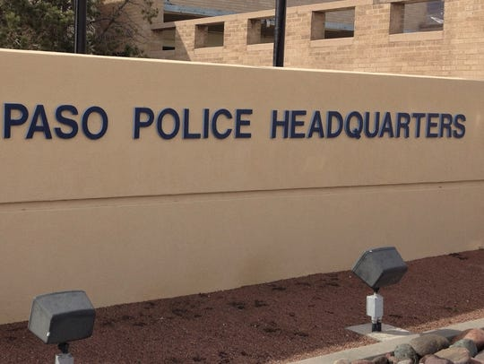El Paso Police Headquarters