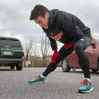 How a York soccer star became an elite runner