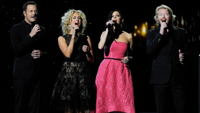 "Little Big Town's ""Girl Crush"" is the No. 1 country song on iTunes."